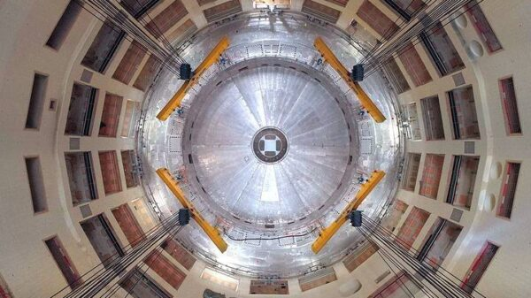 ITER: The assembly of the world's largest nuclear fusion reactor begins 15