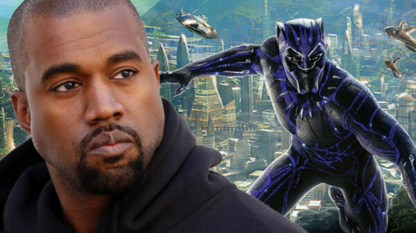"Kanye West vows to rule the US as ""the Black Panther nation"" 6"