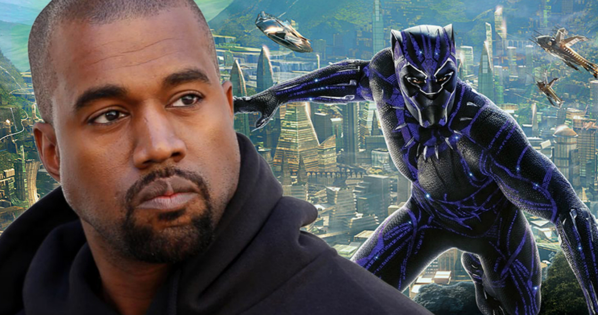 "Kanye West vows to rule the US as ""the Black Panther nation"" 33"