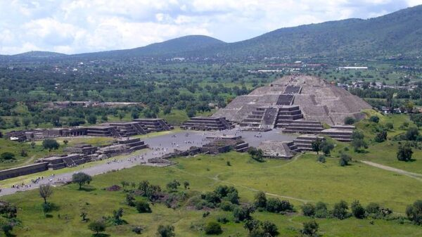 New discovery points to Teotihuacán starting in the Pyramid of the Moon 31