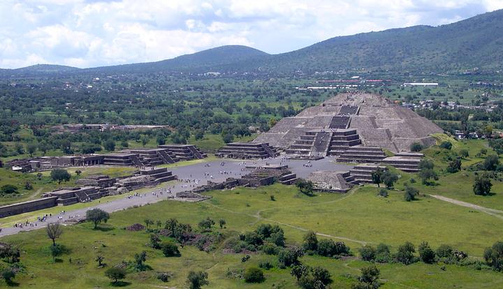 New discovery points to Teotihuacán starting in the Pyramid of the Moon 37