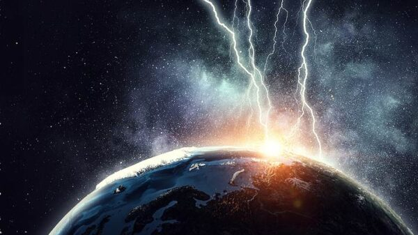 The electrical activity of our body is synchronized with the storms of our planet 73