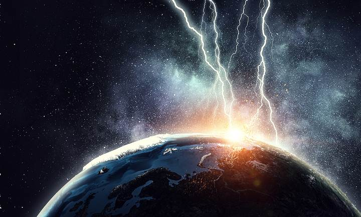 The electrical activity of our body is synchronized with the storms of our planet 31