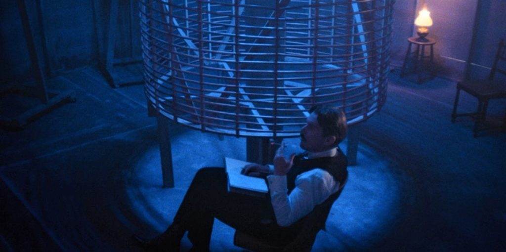 The great Nikola Tesla will have a movie about his life 34
