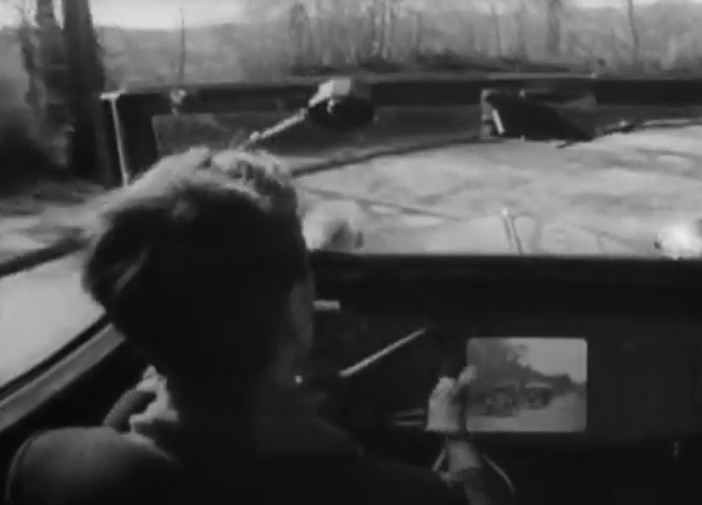 "Old 1947 French movie predicted ""cell phones"" and other modern technology! 34"