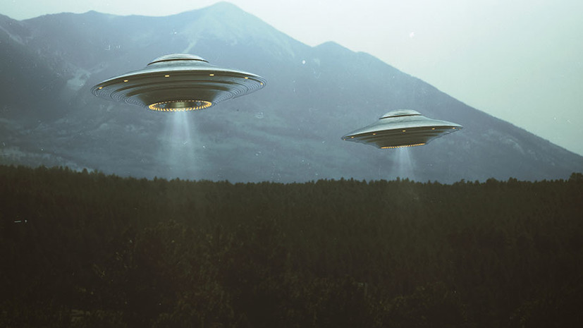 """Pentagon consultant reveals that some UFOs """"are not of this world"""" and that there is physical evidence of this 31"""