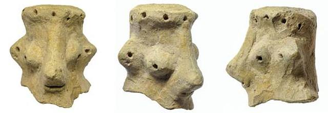Is this the face of God?  Archaeologist believes this 3,000-year-old head could represent Yahweh 45