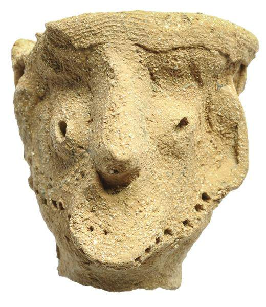 Is this the face of God?  Archaeologist believes this 3,000-year-old head could represent Yahweh 46