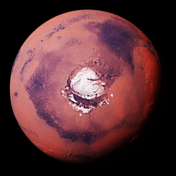 Primeval Mars was covered in ice sheets, not flowing rivers 43