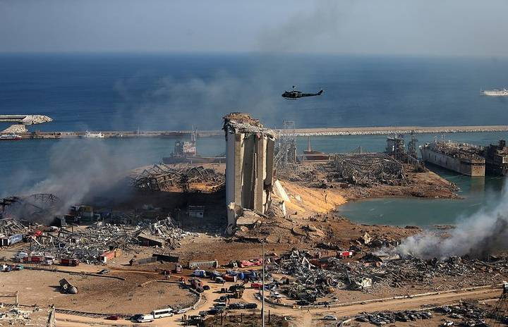 What is ammonium nitrate?  The chemical behind the massive explosion in Beirut 43