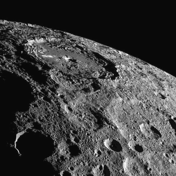 """The dwarf planet Ceres could be an """"ocean world"""" under the surface 37"""