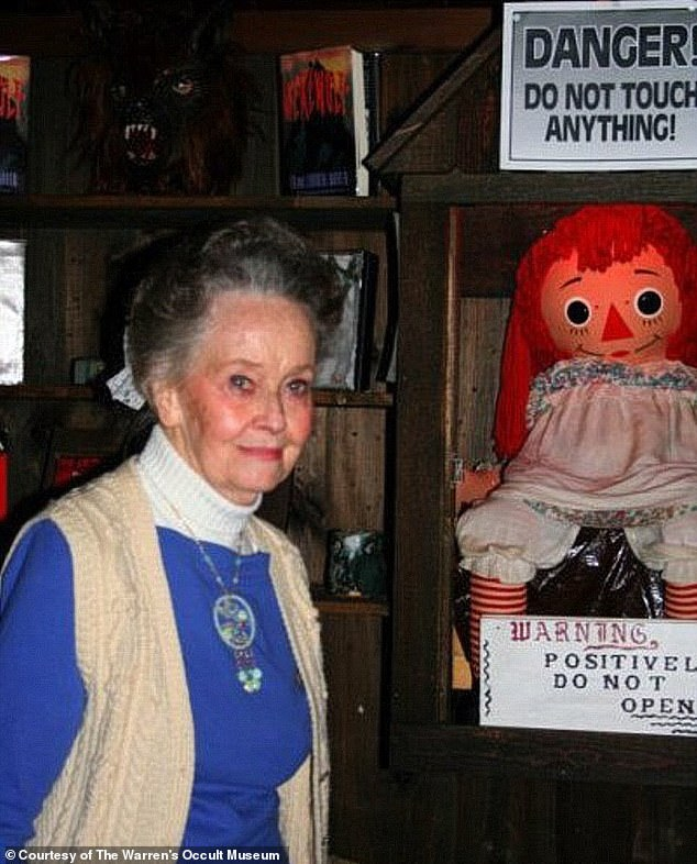 The truth about the alleged escape of Annabelle, the possessed doll that inspired 'The Conjuring' 40