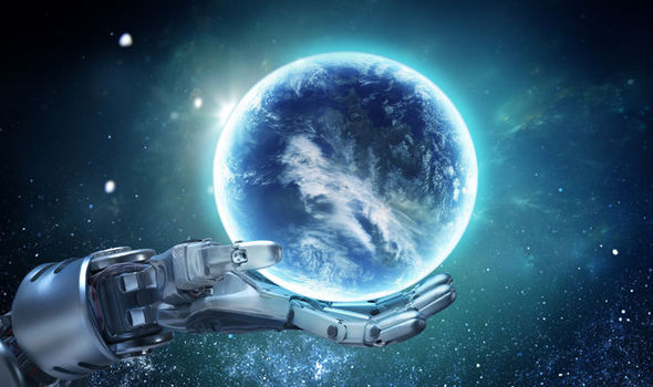 Aliens could be robots with artificial intelligence 36