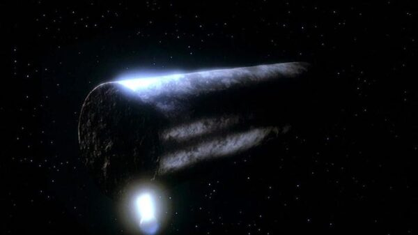 New study points out that Oumuamua could be extraterrestrial technology 36