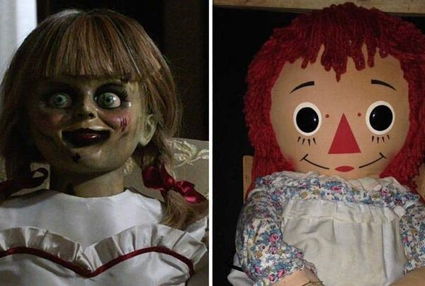 The truth about the alleged escape of Annabelle, the possessed doll that inspired 'The Conjuring' 32