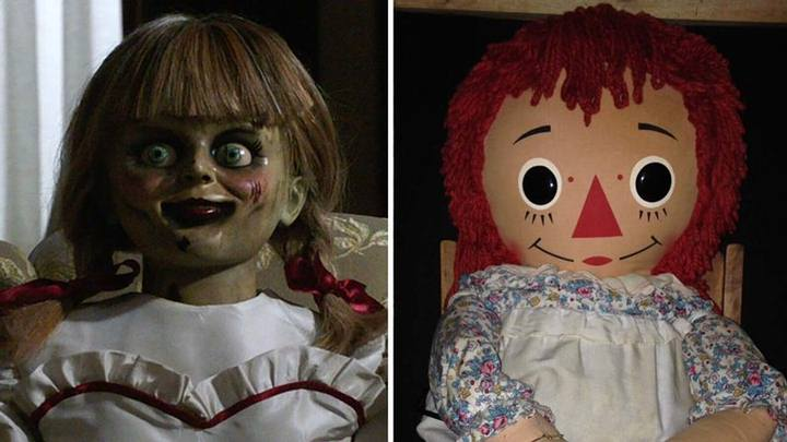 The truth about the alleged escape of Annabelle, the possessed doll that inspired 'The Conjuring' 31