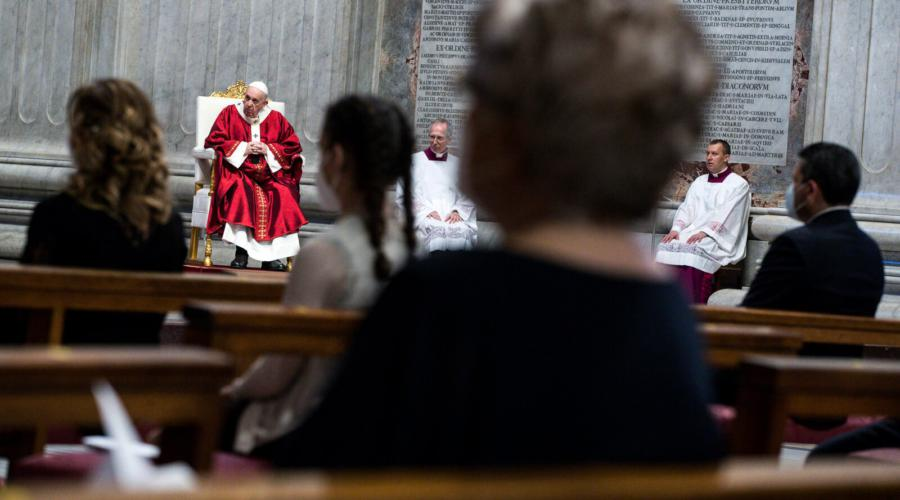 A group of hackers attacks the Vatican and the Catholic Diocese 31