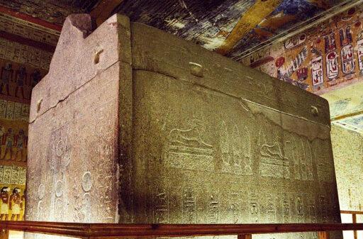 Were These Gigantic Granite Sarcophagi of Saqqara used as Dimensional Portals? 34