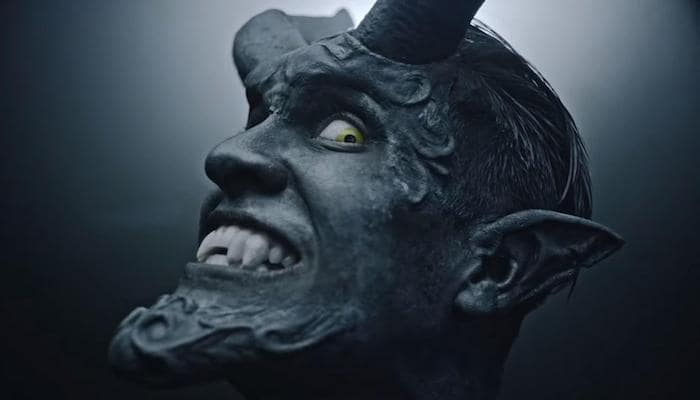 A Christian journalist claims to have recorded the voice of satan for the first time 32