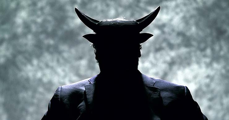 A Christian journalist claims to have recorded the voice of satan for the first time 33