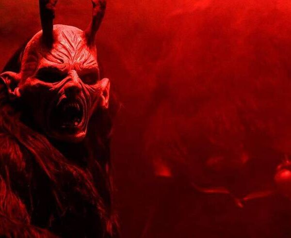 A Christian journalist claims to have recorded the voice of satan for the first time 35