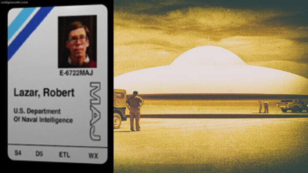 Bob Lazar: The first to talk about Reverse Engineering with Extraterrestrial Technology and the Top Secret Base S4 33