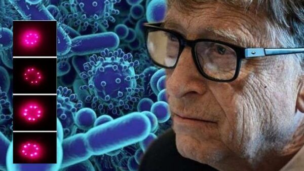 "COVID-19, LUCIFERASE enzyme will make Bill Gates' new ""implantable vaccine"" work 25"