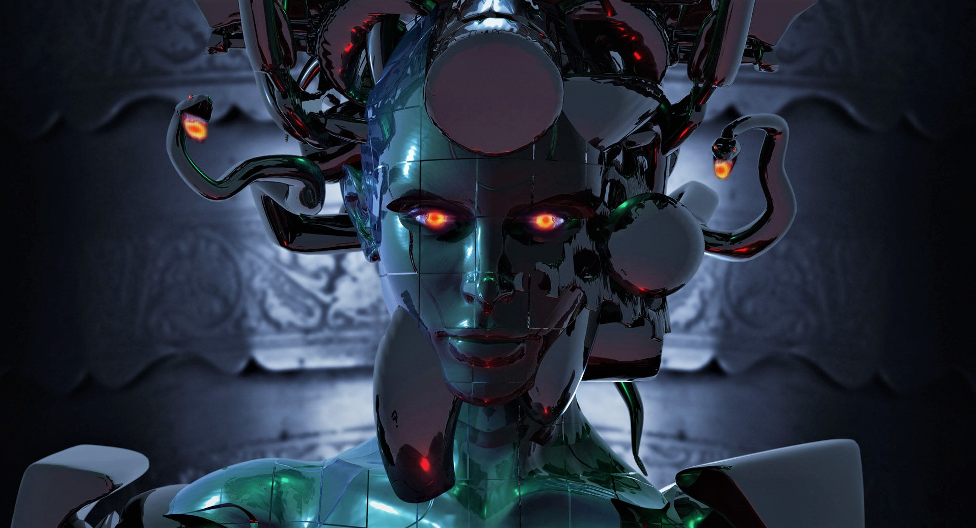 Alien Robots: The real visitors to Earth? 35