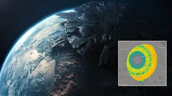 """Huge 300km diameter anomaly """"detected"""" over Mexico? 42"""