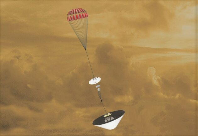 NASA considers Venus mission after discovery of possible life 31