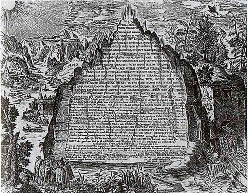 The Mystery of the Emerald Tablet Hides the Secrets of the Universe? 41