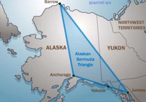 """Mysterious disappearances in Alaska's """"Bermuda Triangle"""" 44"""