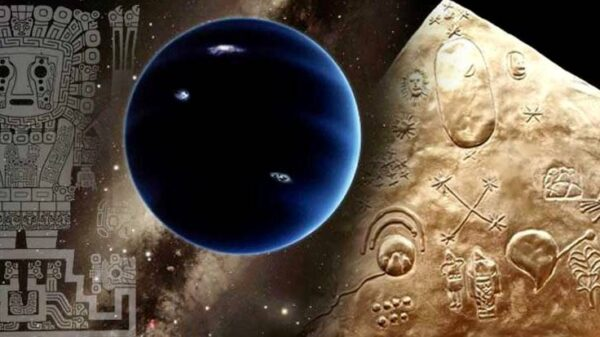 The Inca Civilization was aware of the existence of the Planet Nibiru! 35