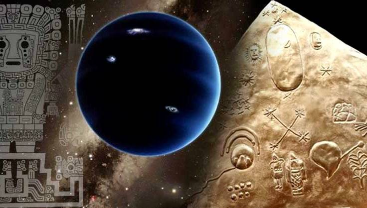 The Inca Civilization was aware of the existence of the Planet Nibiru! 31