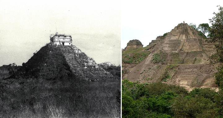 The legendary white pyramid of China, larger than the Great Pyramid of Giza 49