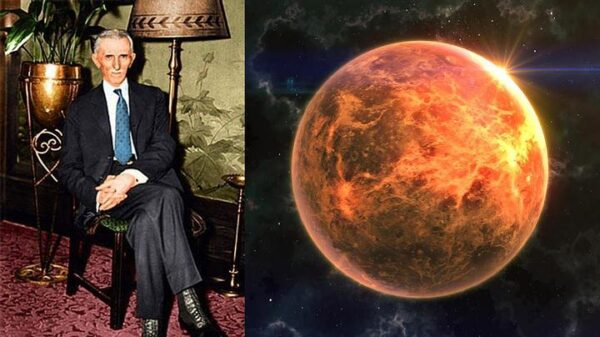 An FBI document says Nikola Tesla was from the planet Venus 26