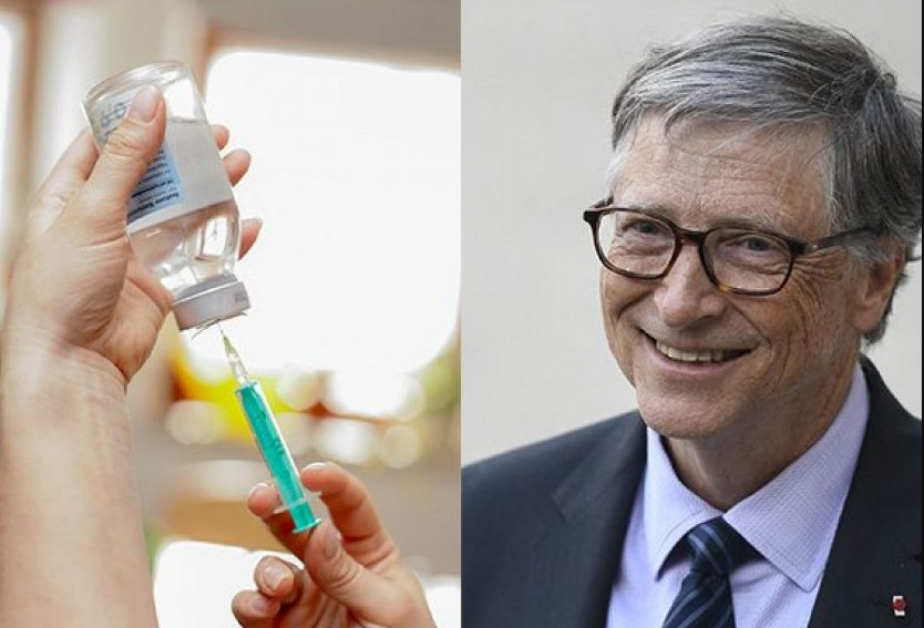 """COVID-19, LUCIFERASE enzyme will make Bill Gates' new """"implantable vaccine"""" work 38"""