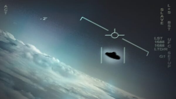 Nimitz's Tic-Tac UFO analysis leaves scientists perplexed 22