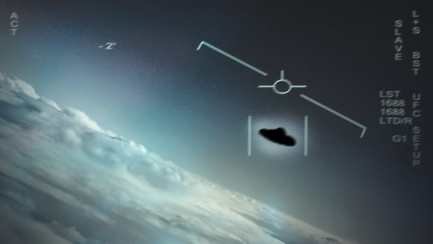 Nimitz's Tic-Tac UFO analysis leaves scientists perplexed 31