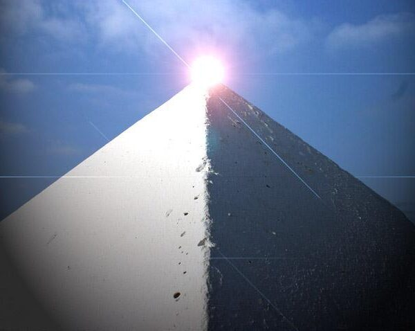 The legendary white pyramid of China, larger than the Great Pyramid of Giza 32