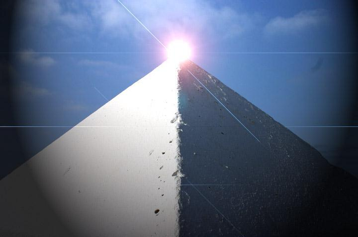 The legendary white pyramid of China, larger than the Great Pyramid of Giza 31