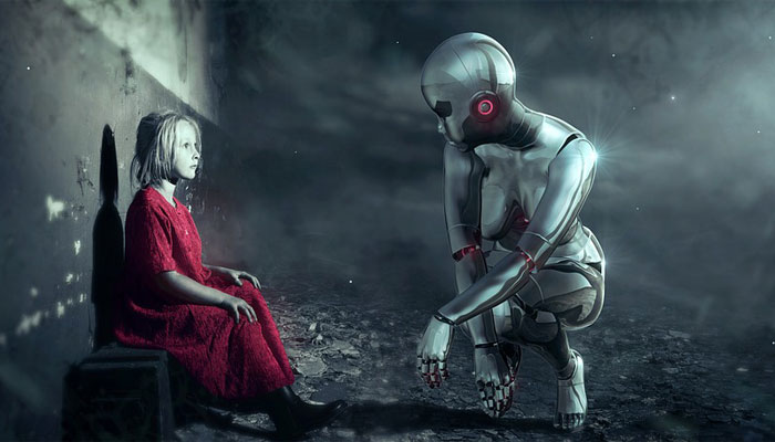 Alien Robots: The real visitors to Earth? 36