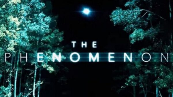 """The Phenomenon"" is a call to action: The end of childhood 28"