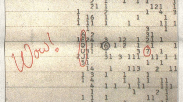 The Wow Signal: A lost alien connection? 57