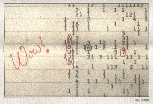 The Wow Signal: A lost alien connection? 31