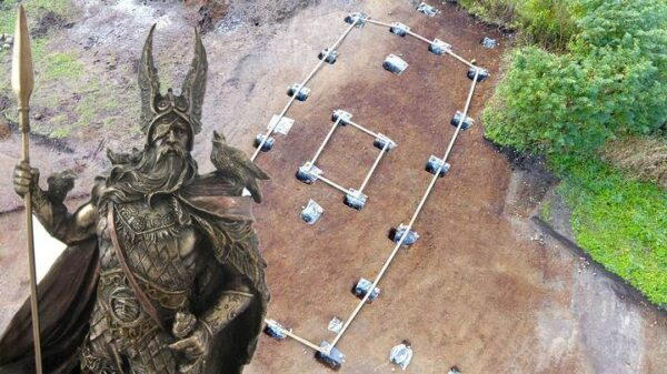 1,200-year-old temple is found consecrated to Thor and Odin 31