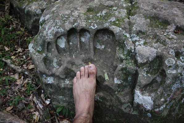 """Macuxi Indians claim Earth is Hollow and inhabited by """"Giant Creatures"""" 37"""