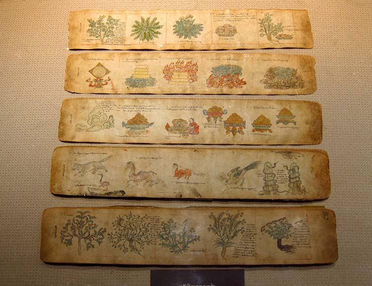 ancient Tibetan texts coronavirus - Ancient Tibetan texts predicted the coronavirus pandemic 2,500 years ago