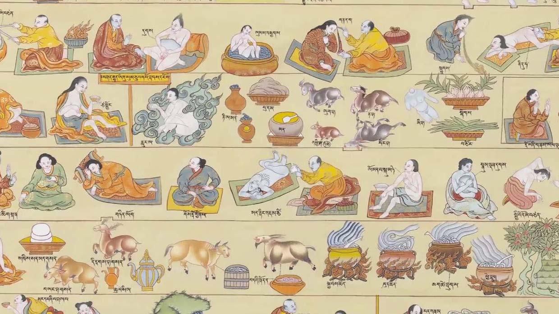 Ancient Tibetan texts predicted the coronavirus pandemic 2,500 years ago 31