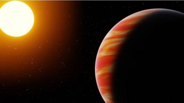 There is something very strange about this exoplanet, if the readings are right 5